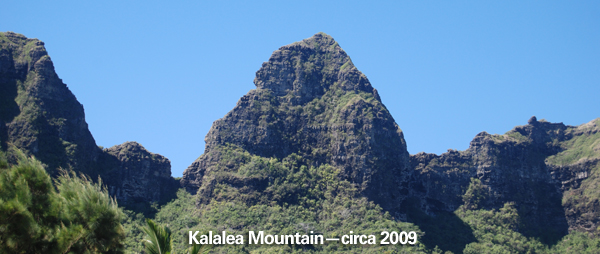 kalalea mountain