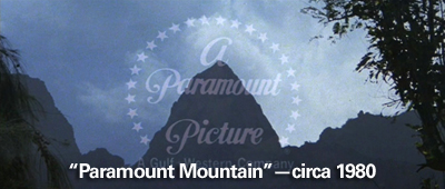 paramount mountain