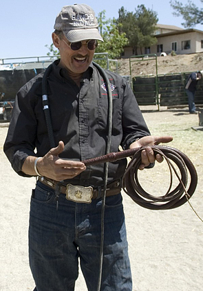 Raiders of a Lost Art:     Rediscovering the Bullwhip with Anthony De Longis
